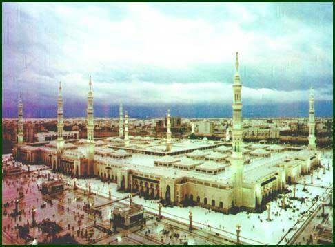 Anas Voyages - Pélerinage et Omra à Mekkah