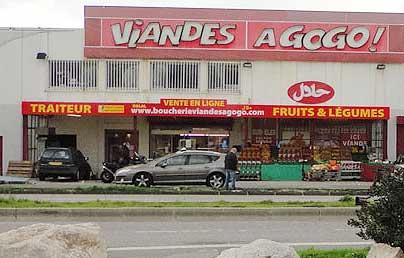 Boucherie Viandes à Gogo - Marseille