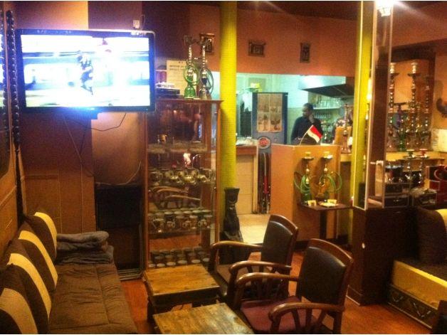 Chicha Paris - Isis Café