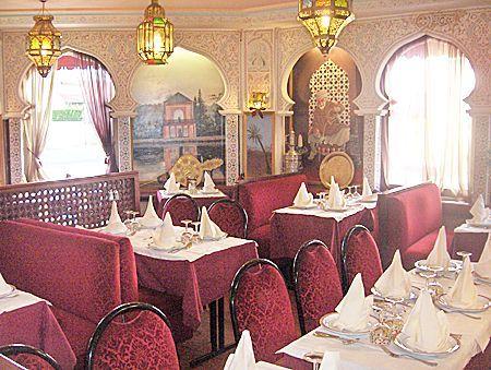 Le Palmier de Chelles - Restaurant Couscous