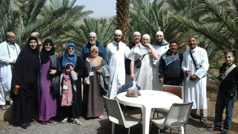 Hajj Omra Yathrib Voyages