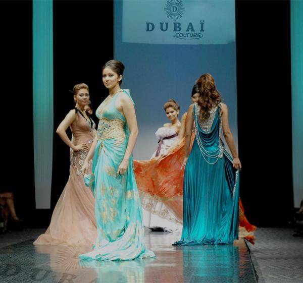 Dubaï Couture - Robes de soirées - Tenues orientales - Paris
