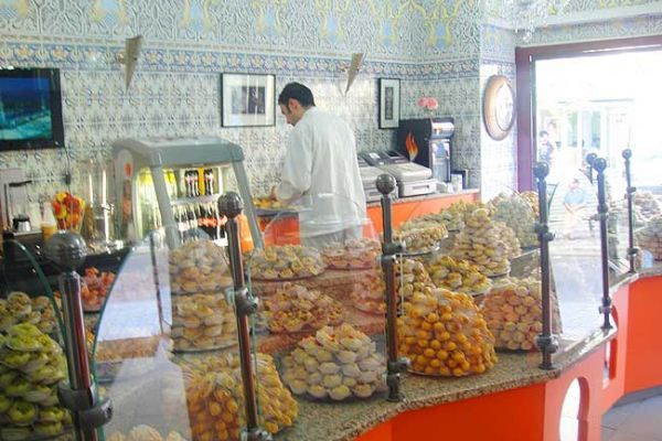 Pâtisserie orientale - Le Délice de la Casbah - Saint Denis