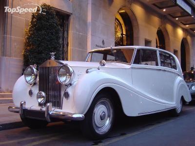 Location Limousines - Anciennes Prestige